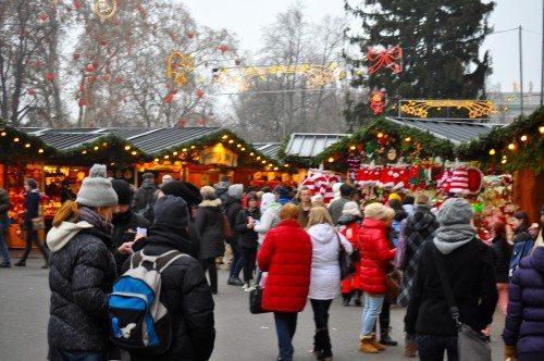Vienna Christmas Market - 23
