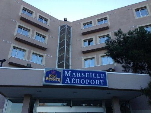 Hotels- BW Marseilles - 15