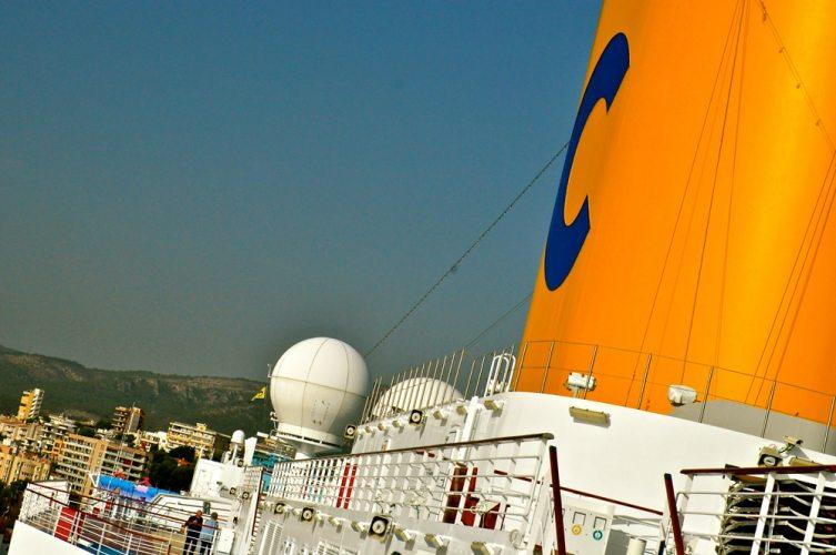 Costa Ship Shots - 040