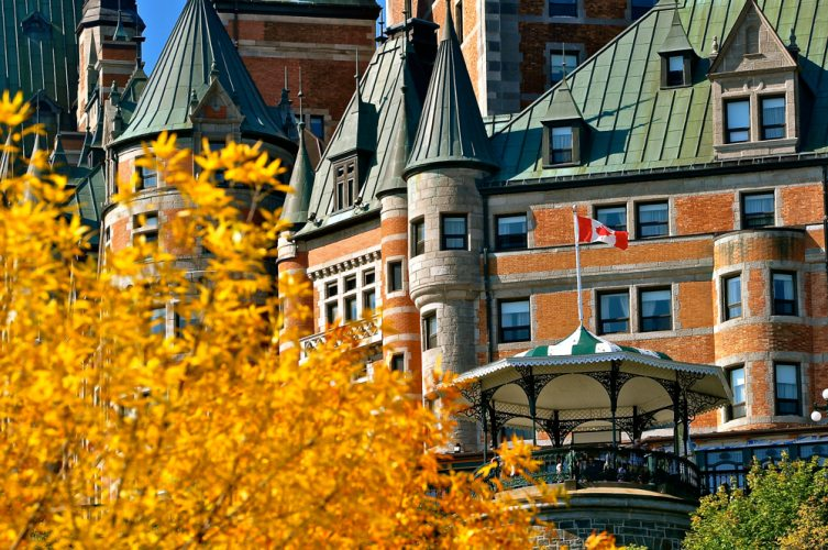 Sunny Quebec City - 77