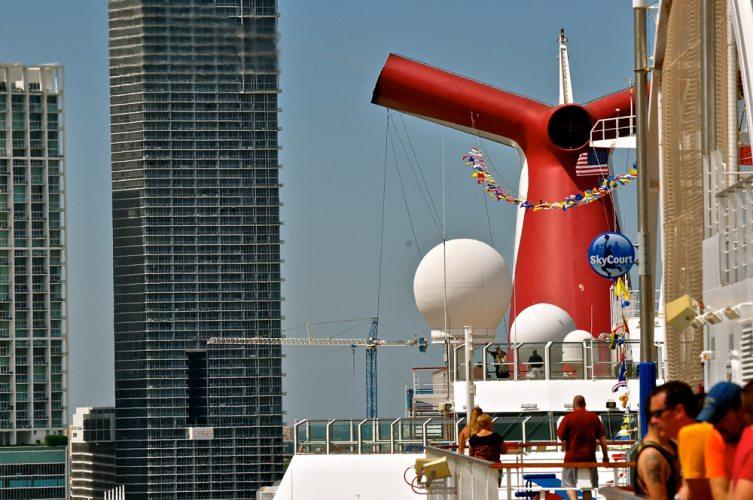 Miami  + Carnival Breeze - 122