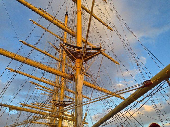 Royal Clipper Ship Shots - 002