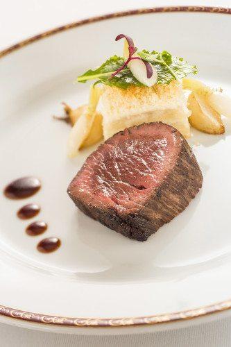 Kobe Beef at Petites Assiettes de Remy
