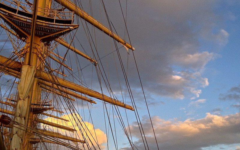 Royal Clipper Ship Shots - 005