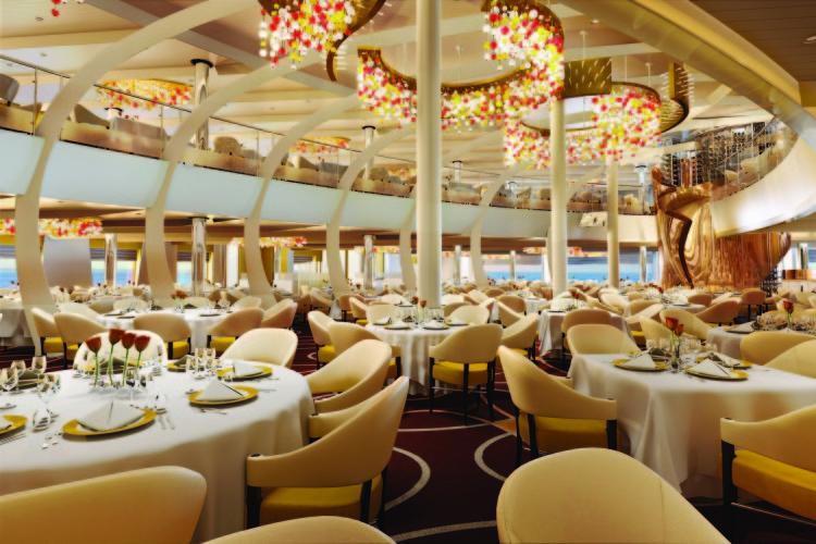 Koningsdam Main Dining Room