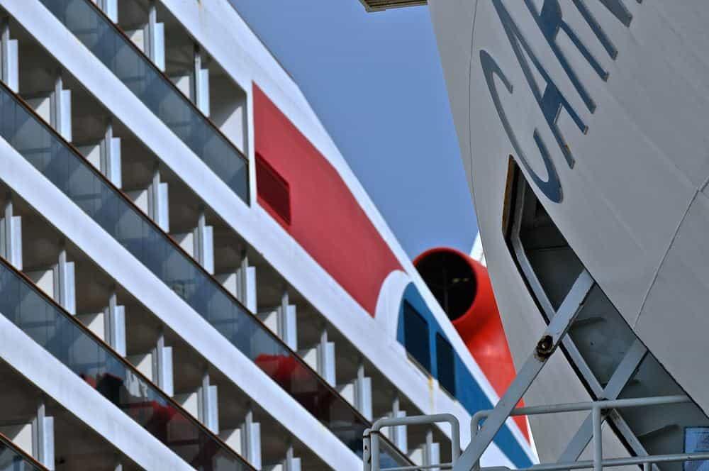 Funstruction Begins At Long Beach Cruise Terminal Chris Cruises