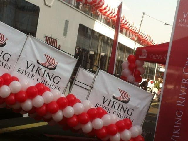 Viking Longships Christening 2016