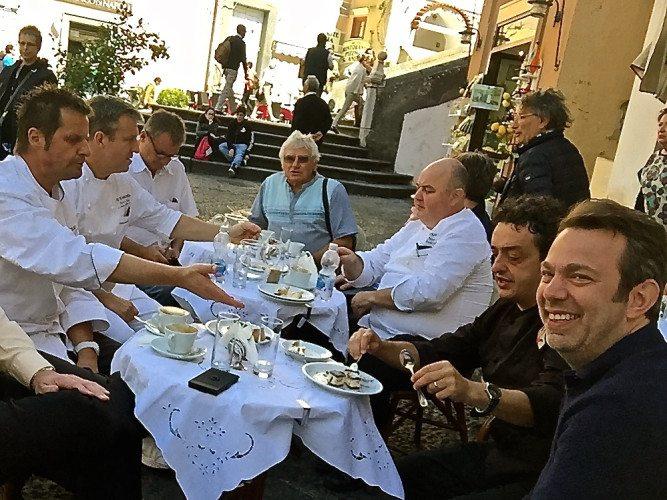 Chefs In Amalfi   - 218