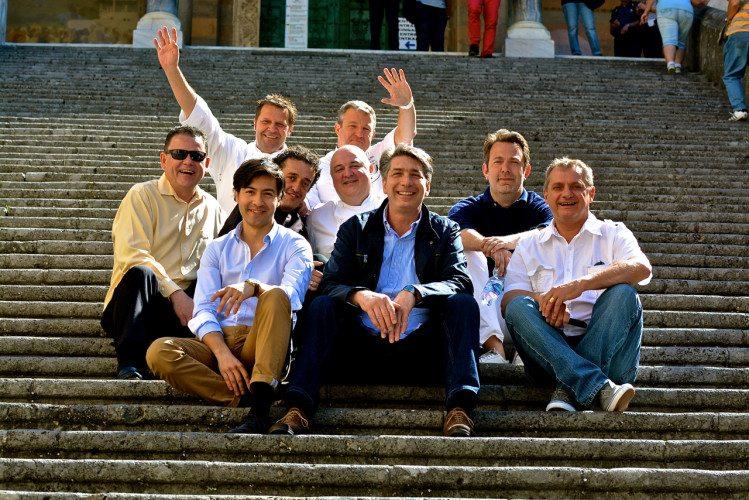 Chefs In Amalfi   - 488
