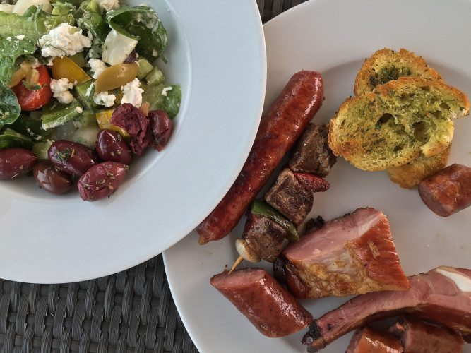 Greek Lunch - 06