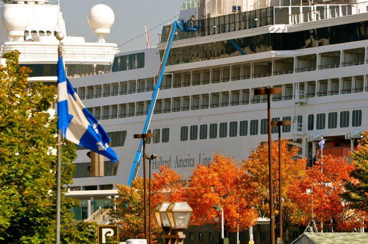 Veendam In Quebec City - 11