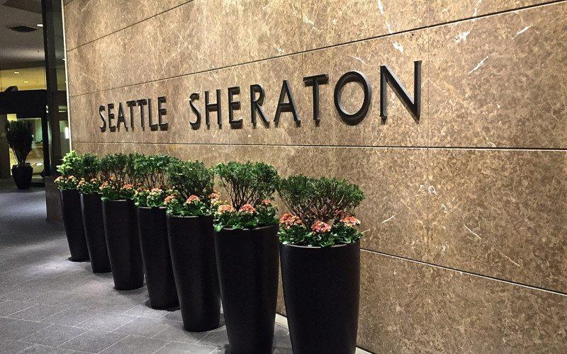 Seatle Sheraton - 00011