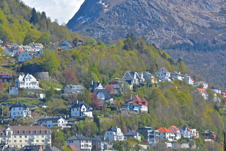 Bergen, Norway - 407