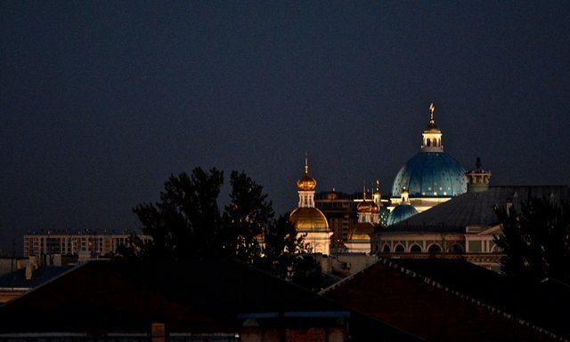 At Night St Petersburg  - 14