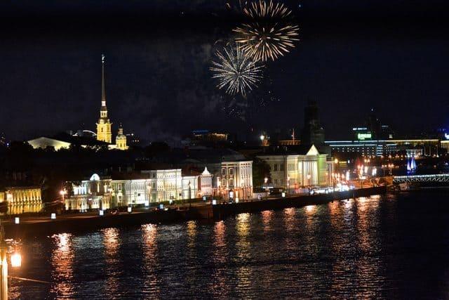 At Night St Petersburg  - 35