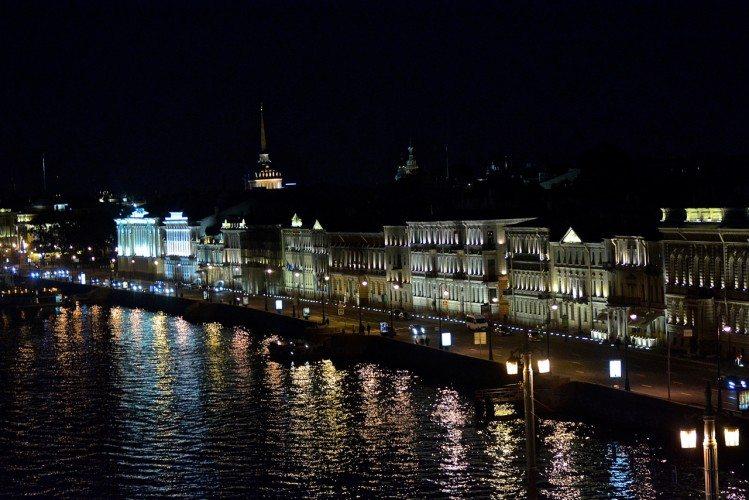 At Night St Petersburg - 38