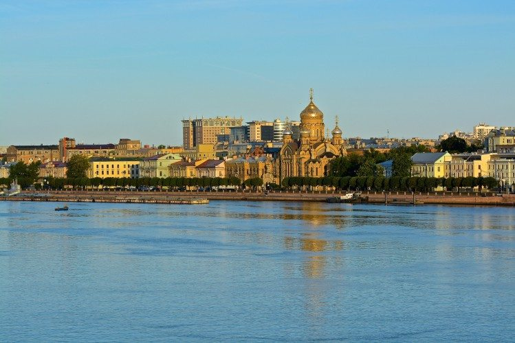 St Petersburg On A Sunny Day - 014