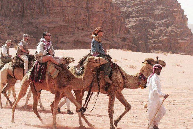 Jordan; Wadi Rum