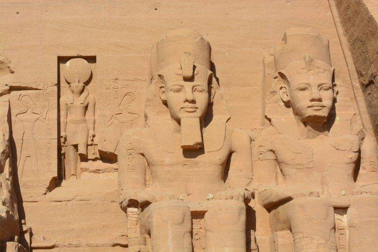 Abu Simbel Temples - 35