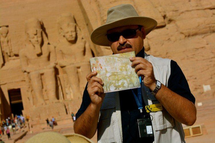 Abu Simbel Temples - 48