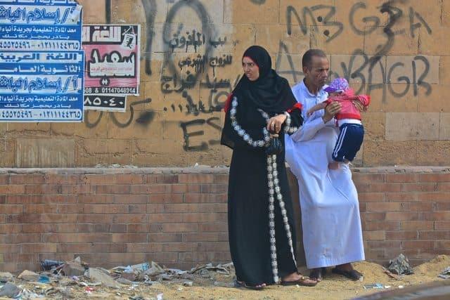 Cairo Street Scenes - 23