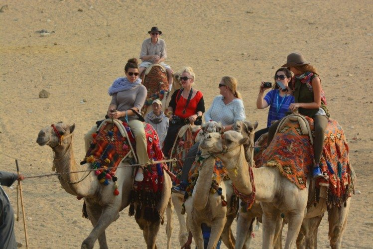 Camel Ride - 11