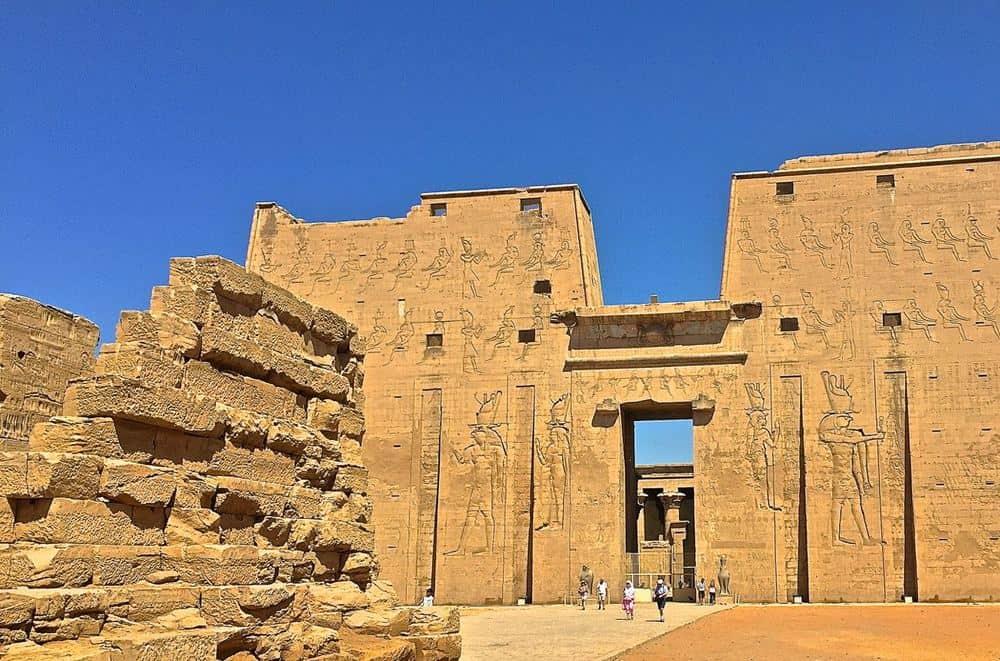 Edfu Temple - 21