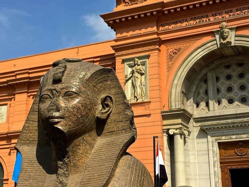 Egyptian Museum Of Antiquities - 23