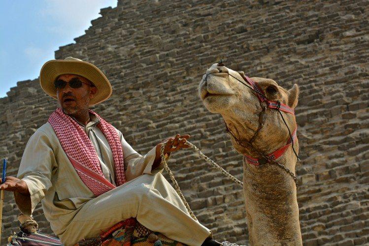 Giza Pyramids - 13