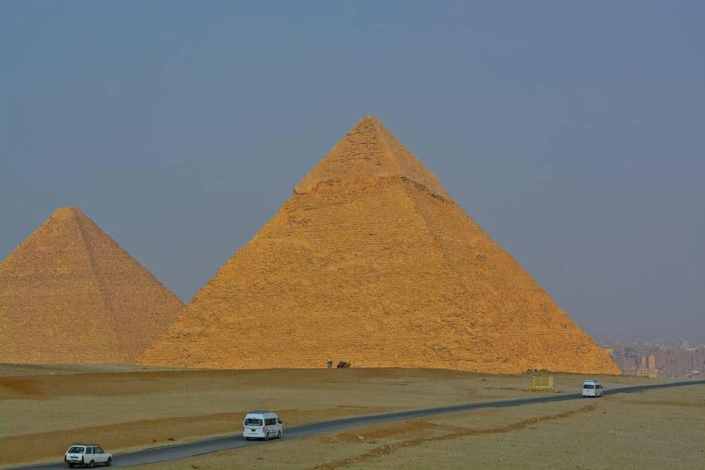 Giza Pyramids - 60