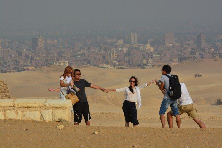 Giza Pyramids - 75