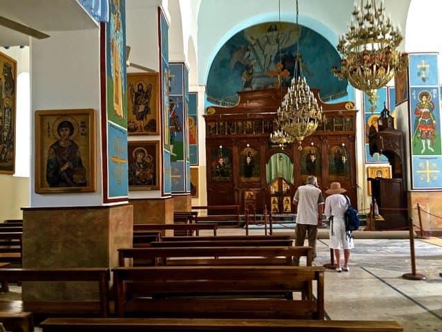 St George Church in Madaba , Jordan - 31