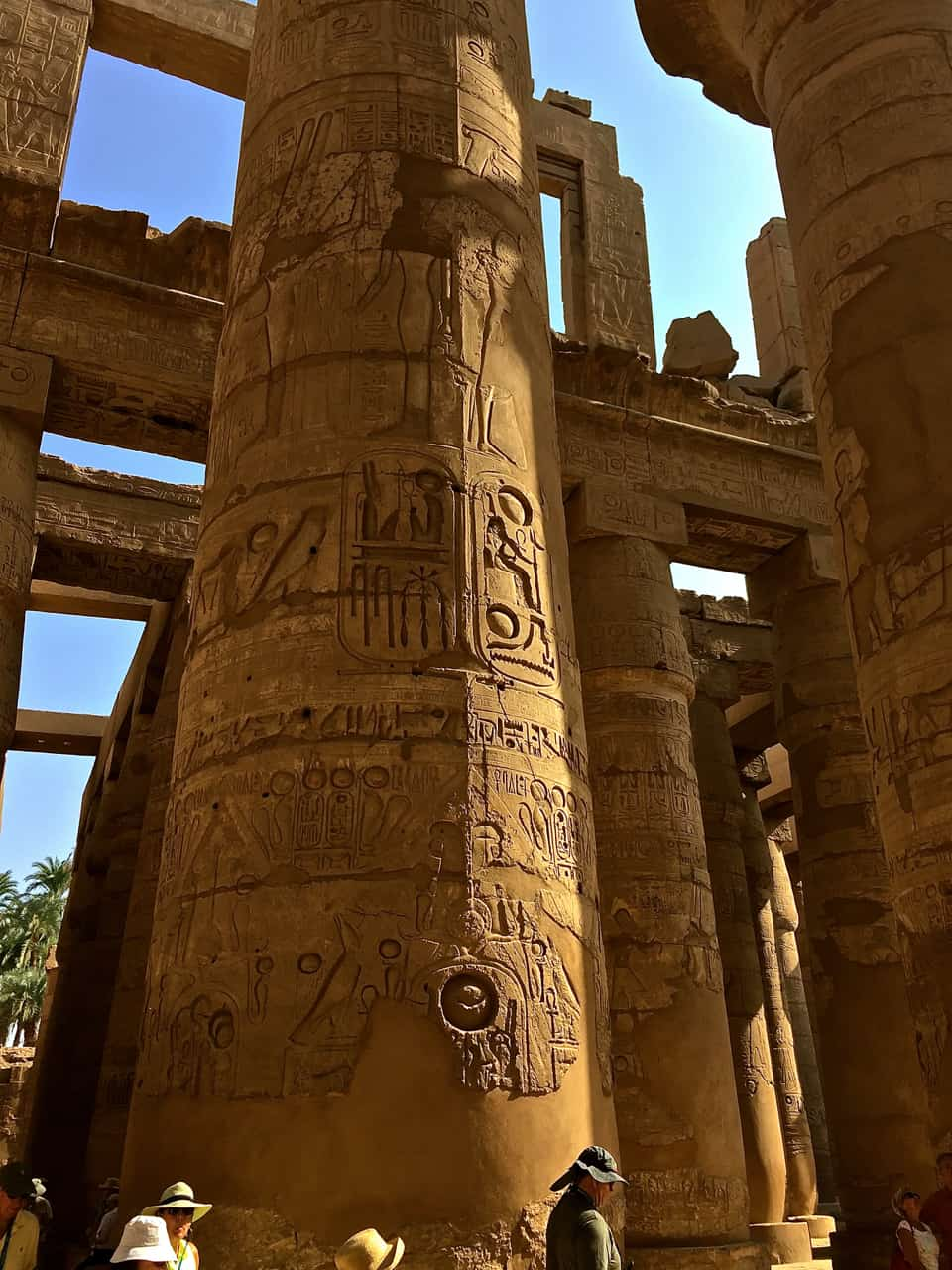 Temple of Karnak - 117