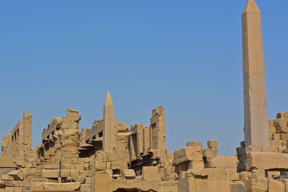 Temple of Karnak - 190