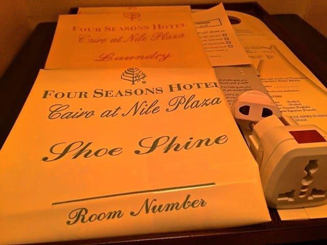 The Four Seasons Cairo - 033