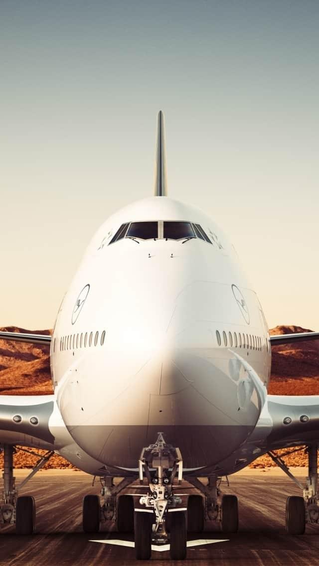 Airlines- Lufthansa - 07