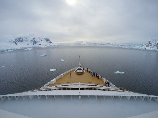 seabourn antarctica