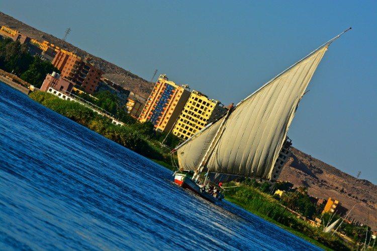 Felucca Sailboat Ride - 059