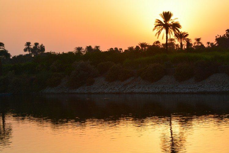 Sunrise On The Nile - 23