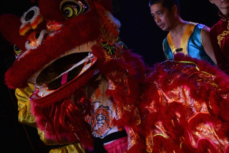 Hong Kong Lion Dance Group - 153