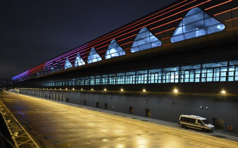 Kai Tak Cruise Terminal - 31