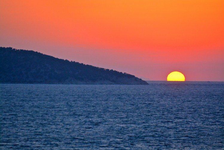 Sunrise In Greece - 09