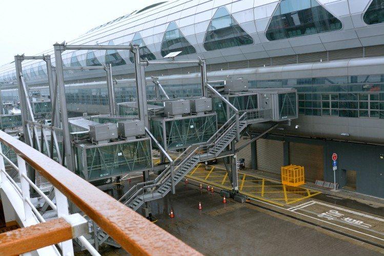 Tai Tak Cruise Terminal