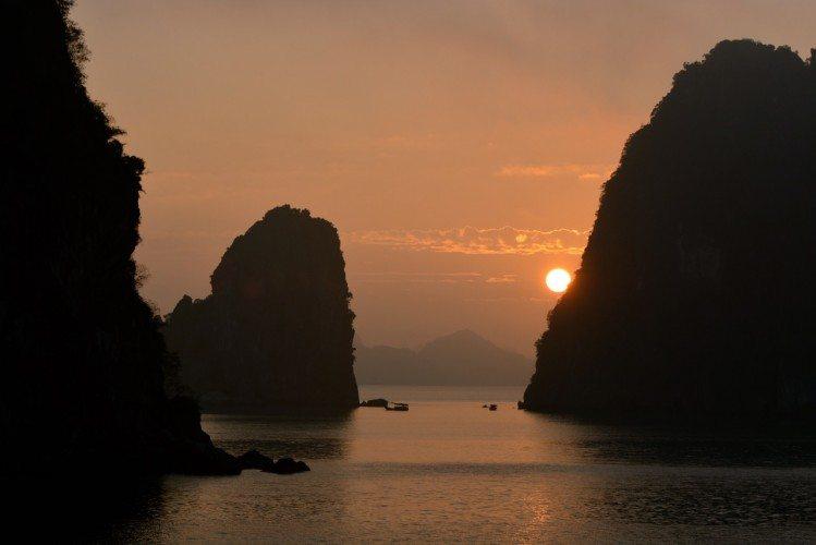 Sailing To Halong Bay, Vietnam - 123