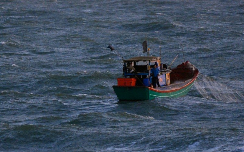 Sailing to Saigon - 30