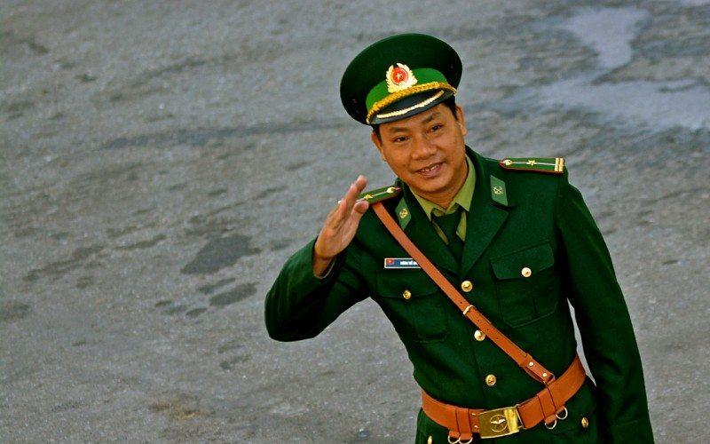 Seen in Port - Da Nang, Vietnam - 053