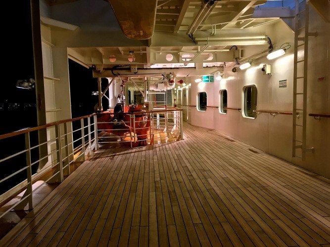 Seabourn Sojourn Ship Shots - 32