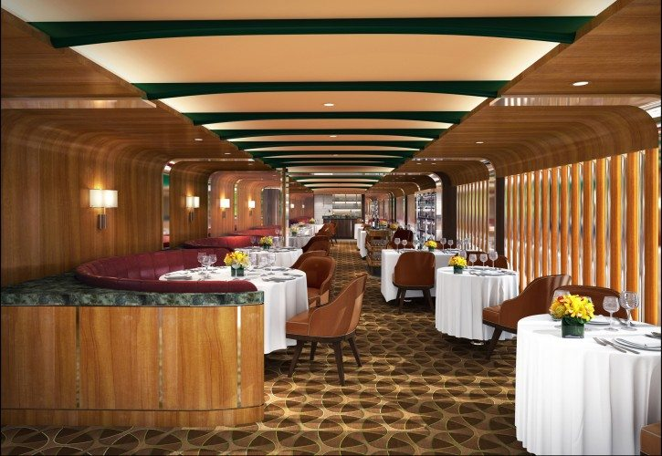 The Grill by Thomas Keller - Seabourn Quest v1