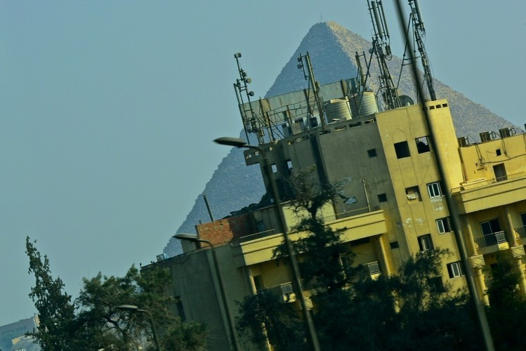 A photo of one of the wonderful places we have visited, Cairo