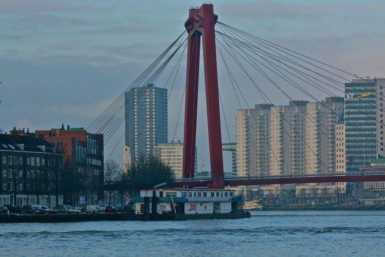 Netherlands- Rotterdam - 031
